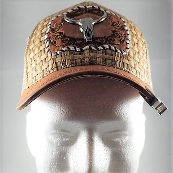e7318d3e1e27b Texas Longhorn Wicker Bottle Opener Snapback Cap